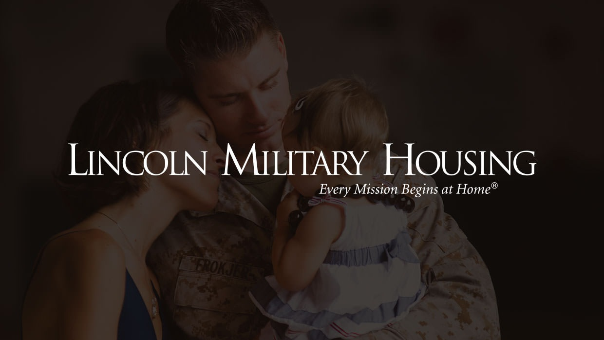 Jonah Gives Lincoln Military Housing's Website a Facelift