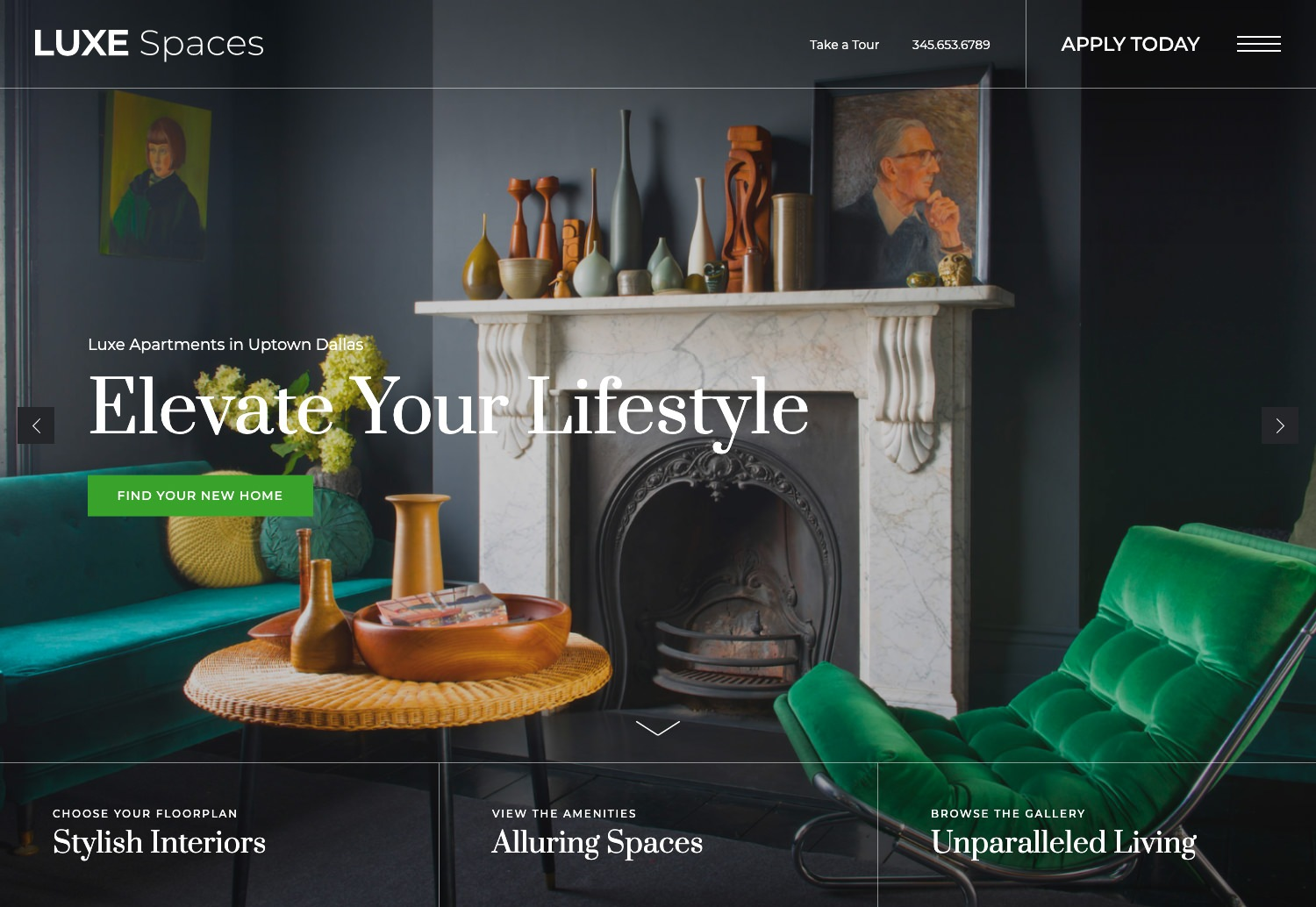 LUXE Spaces